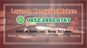 Jasa Pengacara di Yogyakarta, Bantul, Sleman, Wonosari